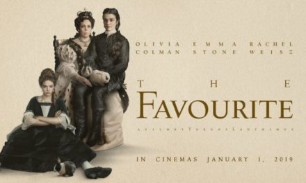 Review: The Favorite (released 2018)