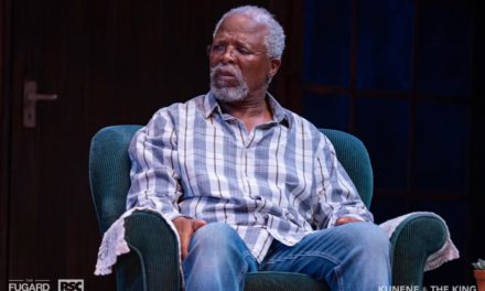 INTERVIEW: John Kani talks about his new play, Kunene & The King