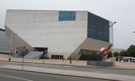 Concert hall of light: Casa da Música in Porto