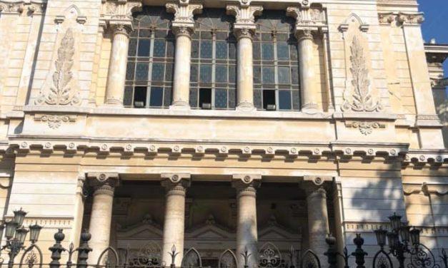 ROME:  Tempio Maggiore di Roma and Museo Ebraico