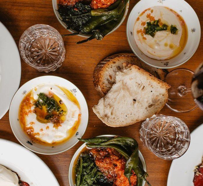 South Mediterranean/ Middle Eastern food -in Vienna