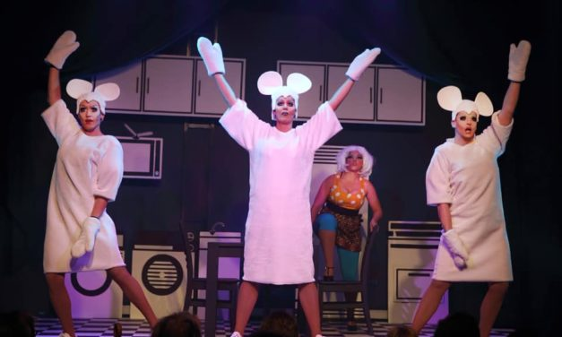 Review: The Three Blind Mice – Adult Panto/Cabaret Theatre