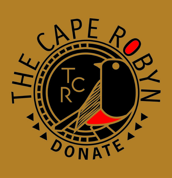 Bronze patron for The Cape Robyn