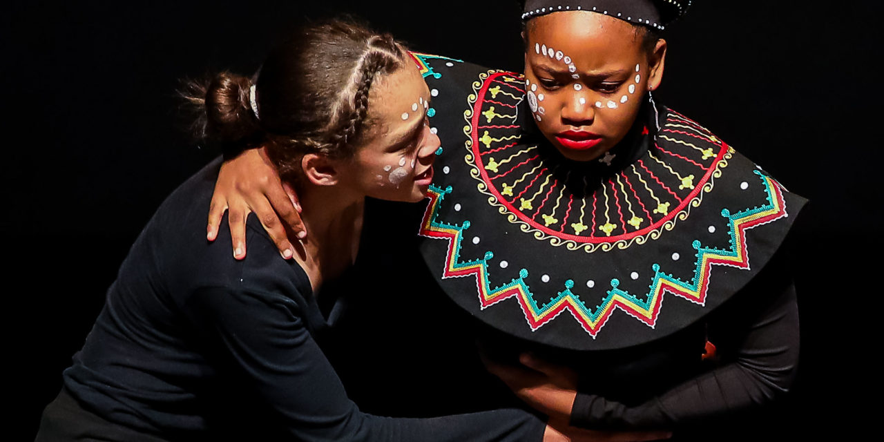 The Shakespeare Schools Festival South Africa Annual Fest 2020 The Fugard Theatre The Cape Robyn
