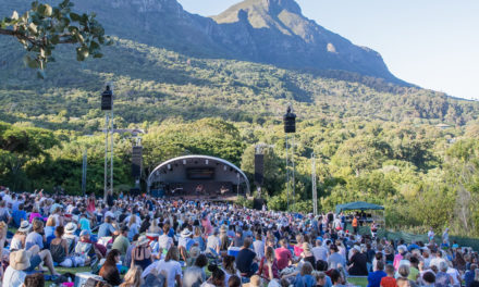 Outdoor summer concerts/Cape Town/Kirstenbosch/annual event