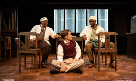 Theatre/Cape Town/ Master Harold … And The Boys, Fugard, 2020