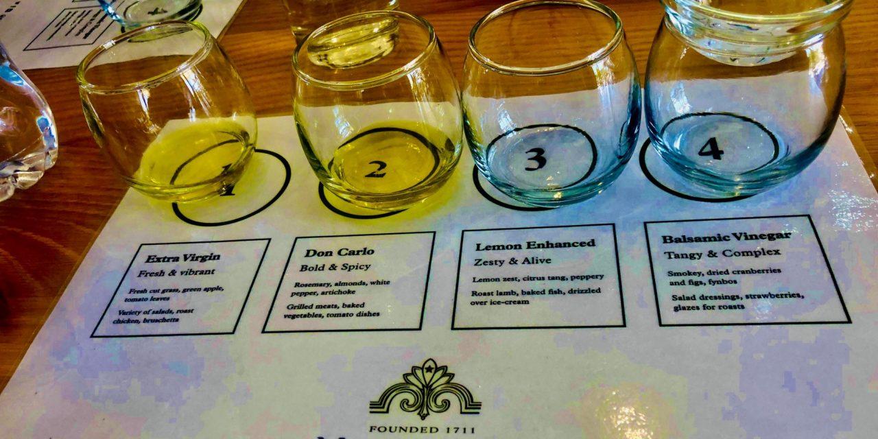 Food review/olive oil/Morgenster Estate, South Africa