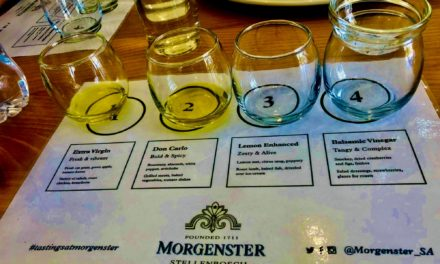 Food review/olive oil/Morgenster Estate, South Africa