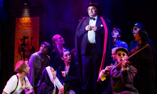 Musical comedy/Cape Town/Johannesburg: Mel Brooks musical -The Producers, Theatre on the Bay and Pieter Toerien's Montecasino Theatre, 2020