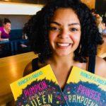 Book review/interview/Pumpkin finds her Queen by Bianca Flanders
