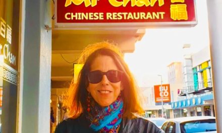 Homage to Mr Chan Chinese Restaurant, Cape Town