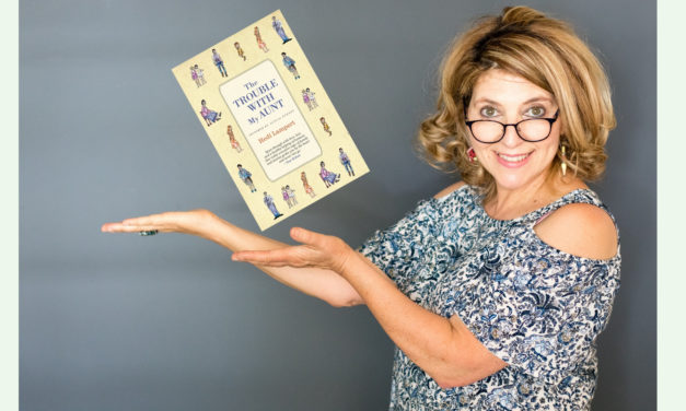 Book review: The Trouble With My Aunt, Jewish Literary Festival, Cape Town