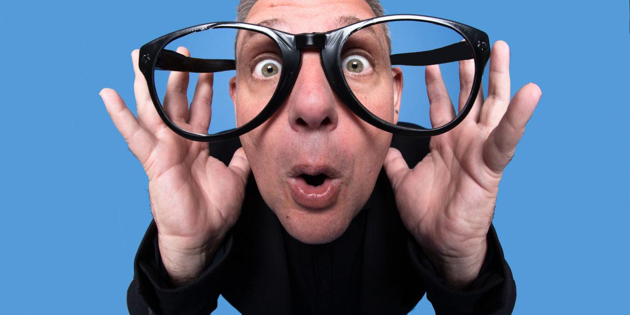 Comedy: Alan Committie, No Contact Comedy, Covid-19