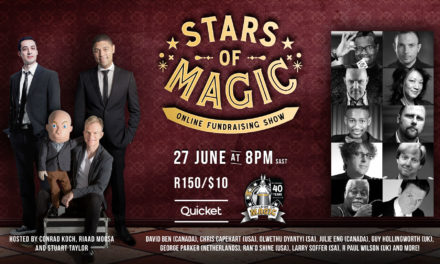 Live stream tickets: Stars of Magic 2020