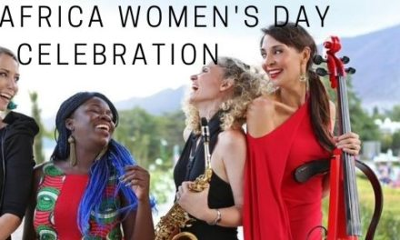 Live stream tickets: Women's Day 2020 with Coda Africa