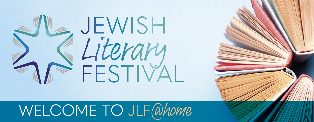 Promoted: Jewish Literary Festival @Home