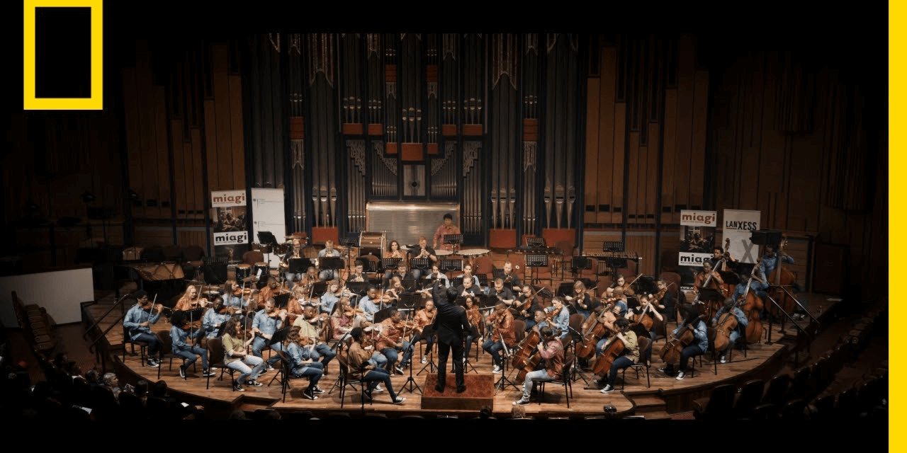 Promoted: National Geographic Doccie MIAGI An Unfinished Symphony