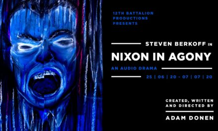 Review: Nixon in Agony audio drama, vNAF