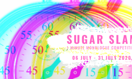 Sugar Slam: 1-minute monologue competition
