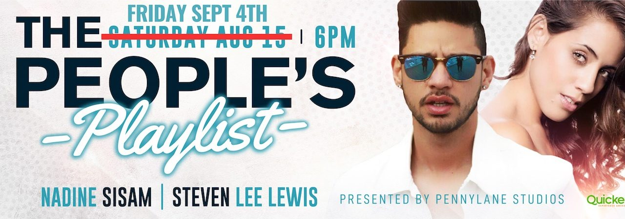 Interview: Steven Lee Lewis talks about The People's Playlist