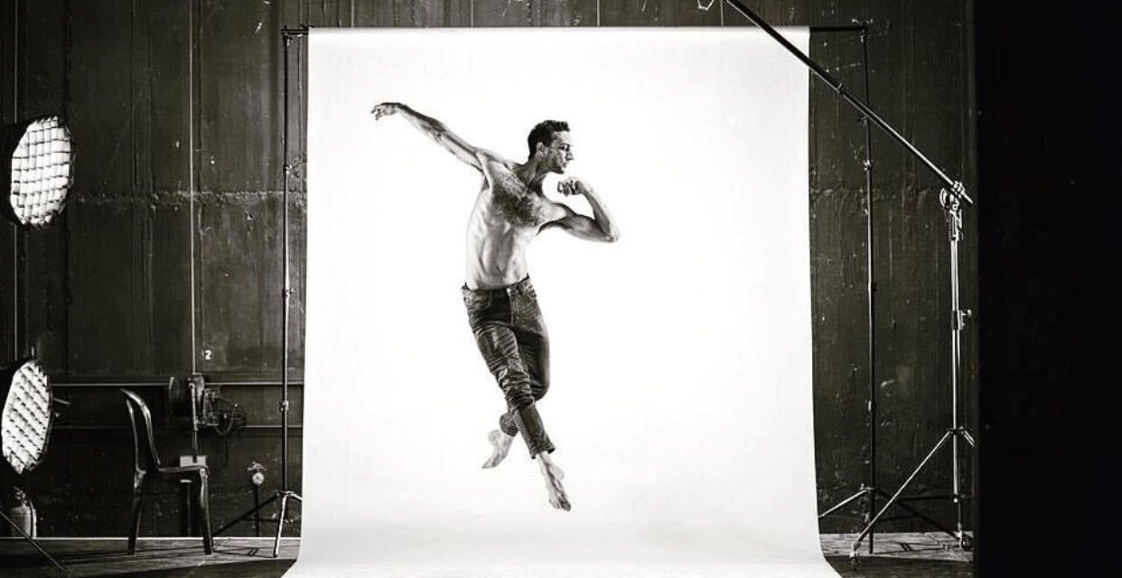 Dance: SA choreographer Marc Goldberg bursary campaign