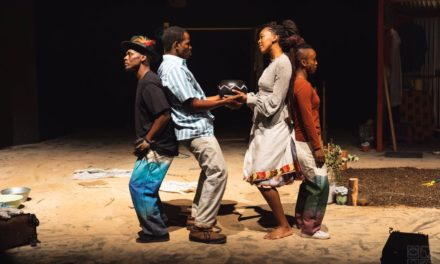 Theatre review: Metsi, streaming from The SA State Theatre