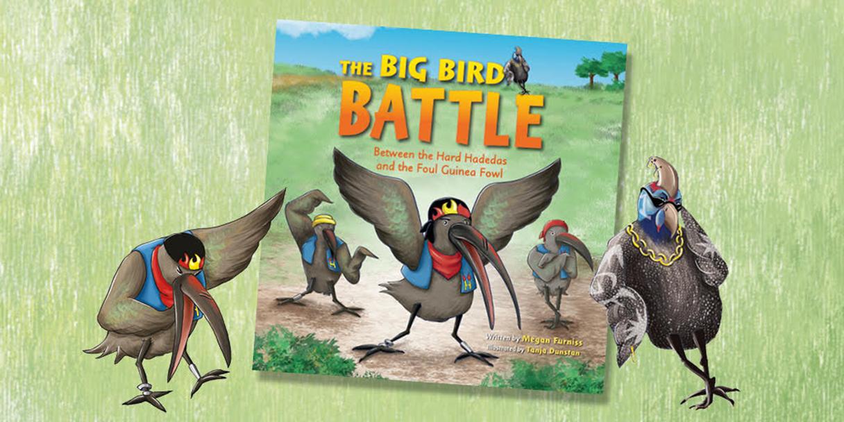Books: Big Bird Battle, by Megan Furniss