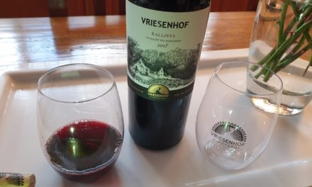 Wine review: Kallista 2017 vintage
