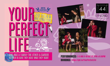 Live on stage: Your Perfect Life returns, Cape Town