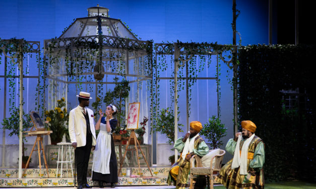Review: Così fan tutte, Cape Town, October 2020