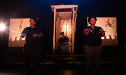 Theatre review: Cwaka premieres at Theatre Arts, Cape Town