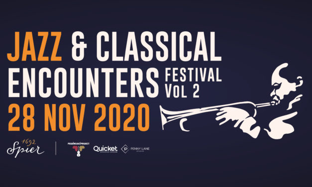 Preview: Jazz & Classical Encounters Festival 2020 at Spier