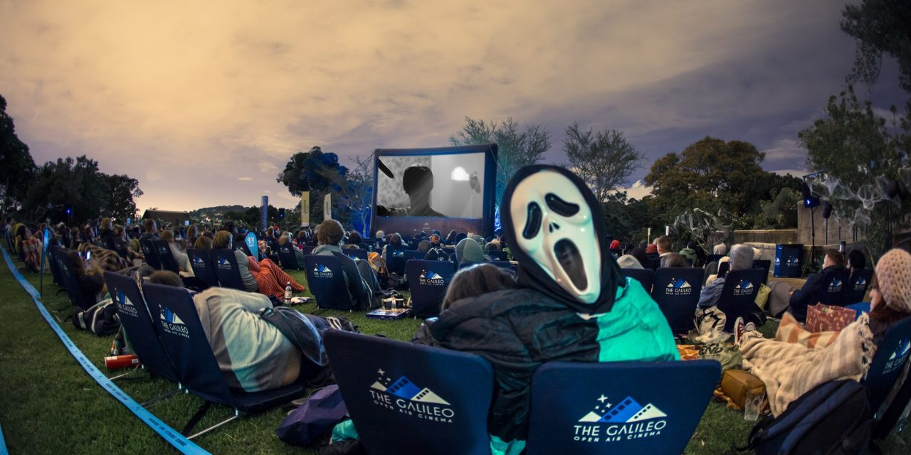 Cinema: The Galileo, Cape Town Halloween 2020