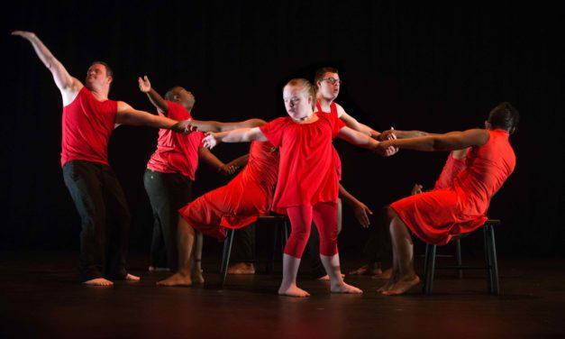 Inclusive arts: ArtsAbility 2020, Unmute Dance