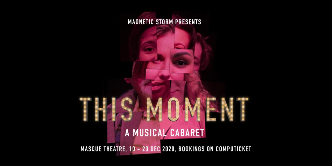 Live on stage: A Musical Cabaret, December 2020