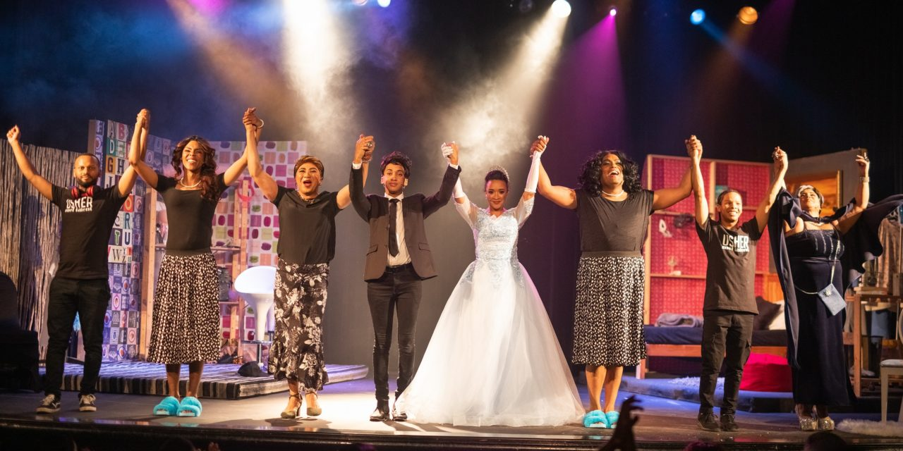 Theatre review: Cinderella & FrikaDella, 2020, South Africa