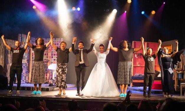 Theatre review: Cinderella & FrikaDella, 2020, South Africa