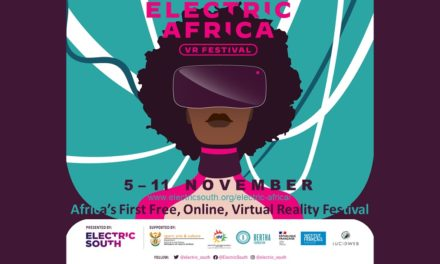 Virtual reality: Electric Africa VR Festival, 2020