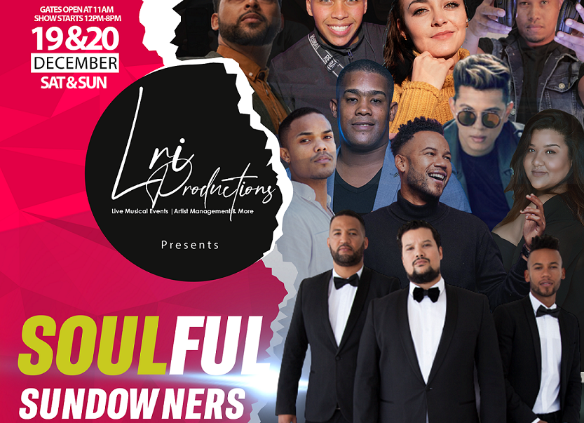 Music festival preview: Soulful Sundowners 2020