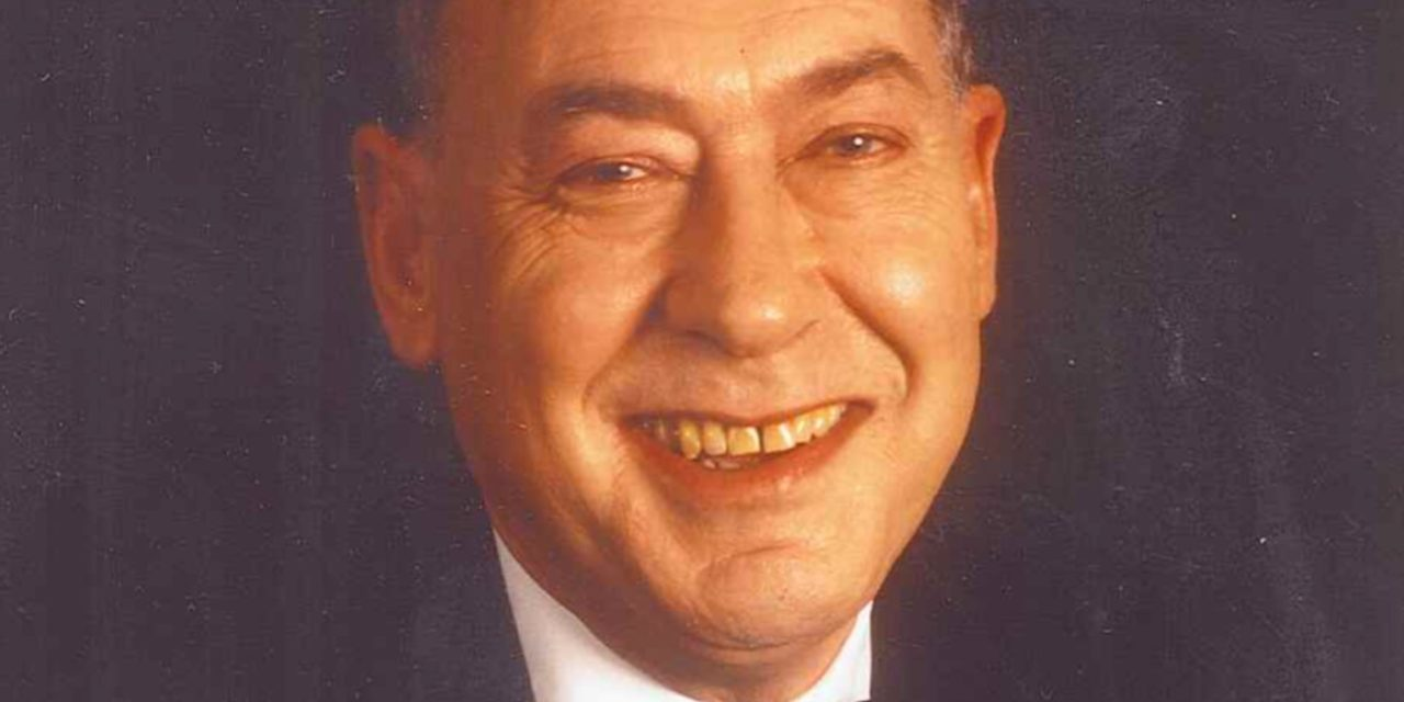 Tribute: Percy Tucker, founder of Computicket