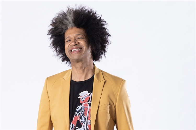 Online comedy: Lottering on Lockdown, online, Jan 2021