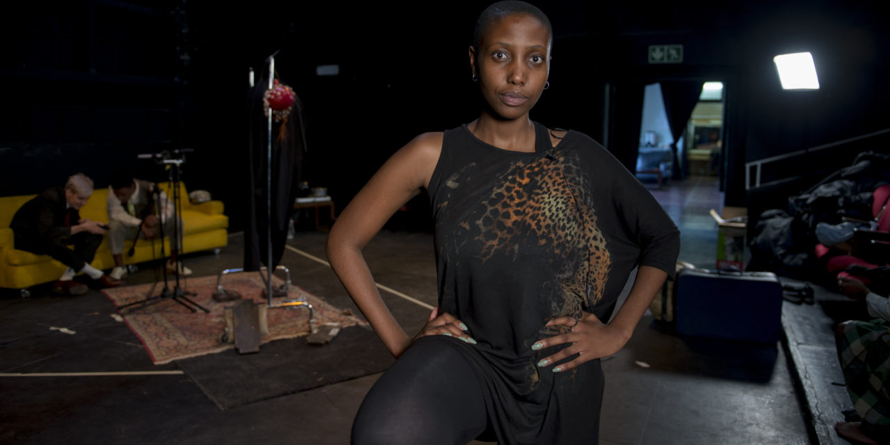 Theatre interview: Dintshitile Mashile talks about directing The Empire Builders, SA, 2021