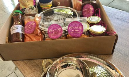 Gift shop: Spicy shopping at Prashad Café, Cape Town