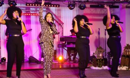 Concert review: Sasha-Lee Davids Live, online 2021