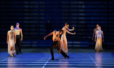 Back on stage: Cape Town City Ballet, March 2021