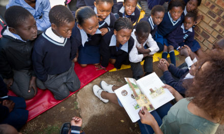 Books: Celebrating World Storytelling Day, announcement 2020 Word Warrior Winner