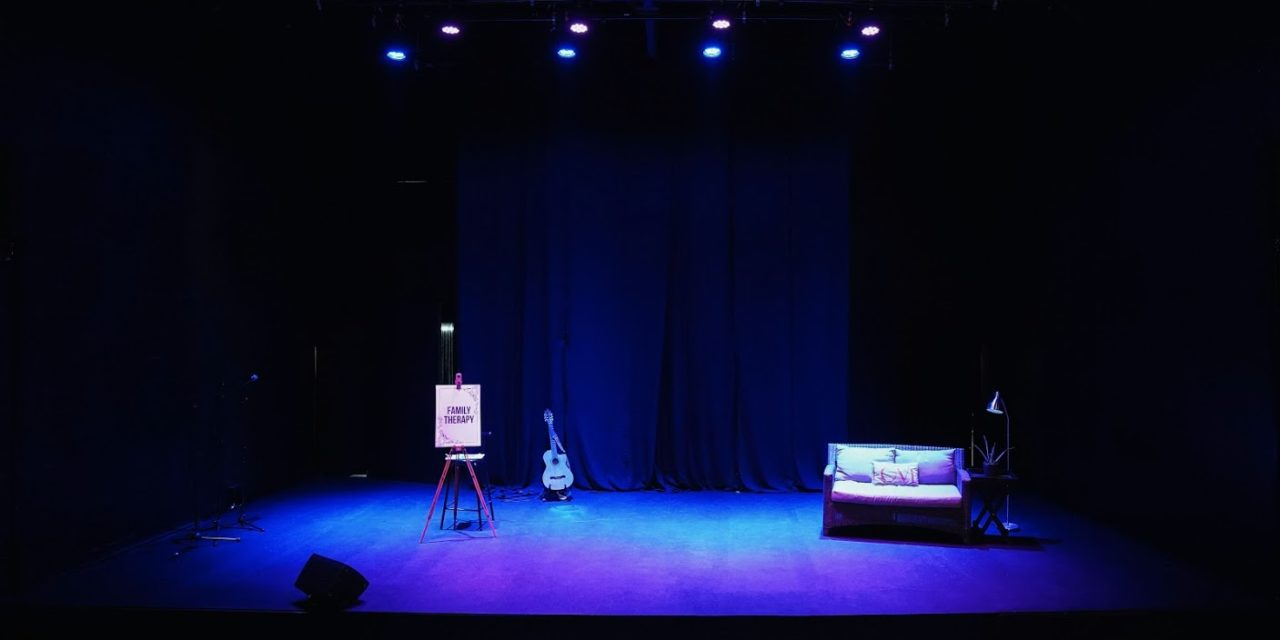 On Stage: The Drama Factory, live show archive, 2020, lockdown