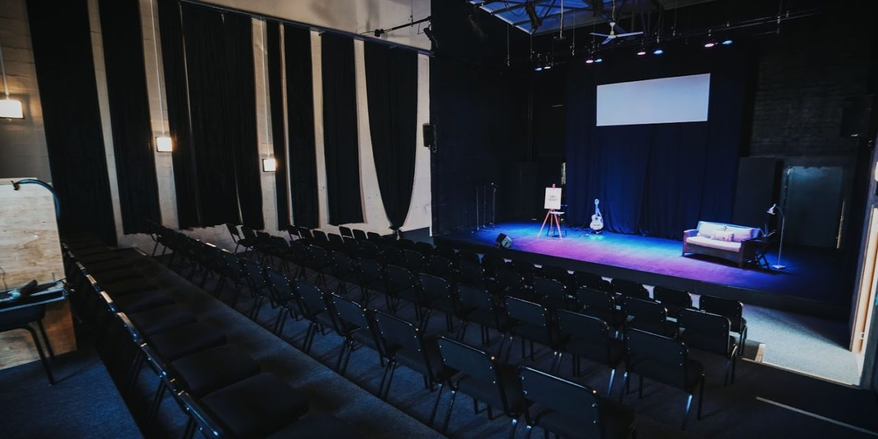 Theatre for hire: The Drama Factory, Cape Town