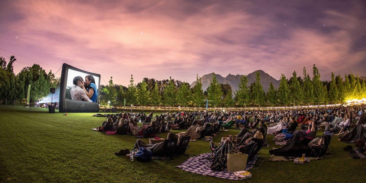 Cinema review: Galileo Picnic, open air cinema, Cape Town 2021