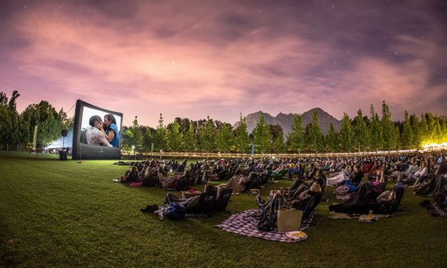 Cinema review: Galileo Picnic, open air cinema, Cape Town 2021